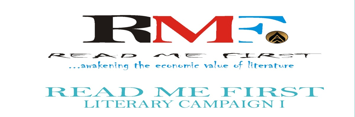 Call for Participation: Read Me First Literary Campaign | Cash Prize & Blog Feature